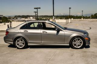 Used 2013 Mercedes-Benz C-Class C300 4MATIC Coquitlam Location - 604-298-6161 for sale in Langley, BC