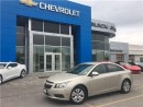 Used 2014 Chevrolet Cruze LT REAR CAMERA POWER SEAT OFF LEASE!!! for sale in Orillia, ON