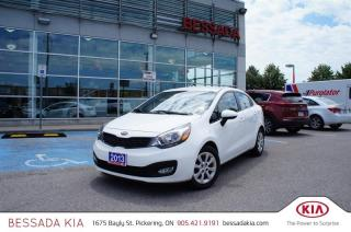 Used 2013 Kia Rio EX at for sale in Pickering, ON