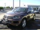 Used 2013 Volkswagen Touareg EXECLINE for sale in Cornwall, ON