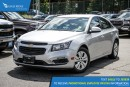 Used 2015 Chevrolet Cruze 1LT Satellite Radio and Backup Camera for sale in Port Coquitlam, BC