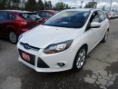 Used 2013 Ford Focus LOADED TITANIUM - HATCH MODEL 5 PASSENGER 2.0L - DOHC ENGINE.. LEATHER.. HEATED SEATS.. SUNROOF.. BACK-UP CAMERA.. for sale in Bradford, ON
