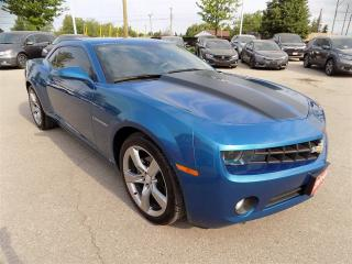 Used 2010 Chevrolet Camaro 2LT... DEAL PENDING... for sale in Milton, ON