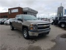 Used 2014 Chevrolet Silverado 1WT Crew CAB 4X4 !!! for sale in Concord, ON