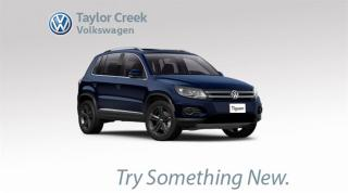 New 2017 Volkswagen Tiguan Highline 2.0T 6sp at w/ Tip 4M for sale in Orleans, ON