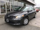 Used 2013 Toyota Corolla CE,local,one owner for sale in Surrey, BC