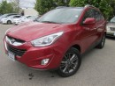 Used 2014 Hyundai Tucson GLS-Panorama Sunroof-Super Clean for sale in Mississauga, ON