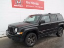 Used 2016 Jeep Patriot NORTH, 4X4, ALLOYS for sale in Edmonton, AB