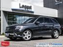 Used 2015 Mercedes-Benz ML-Class BLUETEC PREM PKG SPORT PKG for sale in Burlington, ON