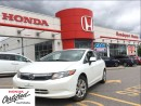 Used 2012 Honda Civic LX, one owner, excellent deal for sale in Scarborough, ON