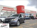 Used 2015 Honda Odyssey SE, one owner, roadsport original, clean carproof for sale in Scarborough, ON