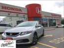 Used 2014 Honda Civic Sedan EX, roadsport original. amazing kms for sale in Scarborough, ON