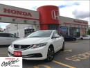 Used 2014 Honda Civic Sedan EX, one owner, roadsport original car for sale in Scarborough, ON