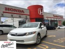 Used 2012 Honda Civic LX, low low mileage for sale in Scarborough, ON