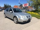 Used 2001 Volkswagen Jetta VR6,AUTO,235KM,SAFETY+3YEARS WARRANTY INCLUDED for sale in North York, ON