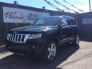 Used 2011 Jeep Grand Cherokee Overland for sale in Stittsville, ON