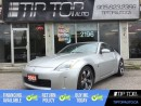 Used 2003 Nissan 350Z Performance ** 6 Speed Manual, Leather, Low Kms ** for sale in Bowmanville, ON