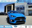 Used 2017 Ford Focus RS | NAV | NEW VEHICLE | for sale in Brantford, ON