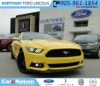 Used 2017 Ford Mustang GT | 12-SPKR | NEW VEHICLE | for sale in Brantford, ON