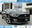Used 2017 Ford Mustang V6 | 6-SPD | NEW VEHICLE | for sale in Brantford, ON