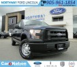 Used 2017 Ford F-150 XLT | CLASS IV | NEW VEHICLE | for sale in Brantford, ON