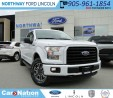 Used 2017 Ford F-150 XLT | 5.0L V8 | NEW VEHICLE | for sale in Brantford, ON