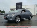 Used 2015 Lexus RX 350 NAVIGATION | MOCHA LEATHER | for sale in Kitchener, ON