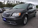 Used 2016 Chrysler Town & Country Touring - Loaded - Rear Entertainment for sale in Norwood, ON