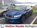 Used 2013 Honda Civic EX for sale in Burlington, ON