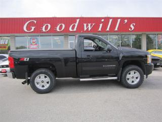 Used 2011 Chevrolet Silverado 1500 LT! Z-71! REG CAB! SHORT BOX! for sale in Aylmer, ON