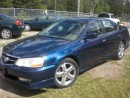 Used 2003 Acura TL Type S  Navigation and DVD for sale in Mansfield, ON