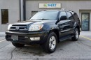 Used 2005 Toyota 4Runner Limited V8 SUNROOF, HEATED LEATHER SEATS, LOADED for sale in Burlington, ON