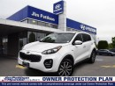 Used 2017 Kia Sportage EX-Bluetooth-Push Button Start-Back up Cam for sale in Port Coquitlam, BC