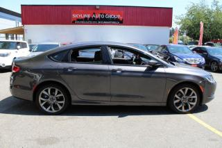 Used 2016 Chrysler 200 4dr Sdn S FWD for sale in Surrey, BC