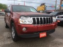 Used 2006 Jeep Grand Cherokee 168K Limited Hemi 5.7L LOADED w/Nav Bluetooth for sale in Scarborough, ON