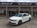 Used 2013 Volkswagen Jetta 2.5L SPORTLINE 5 SPEED 2 TONE LEATHER SUNROOF 102K for sale in North York, ON