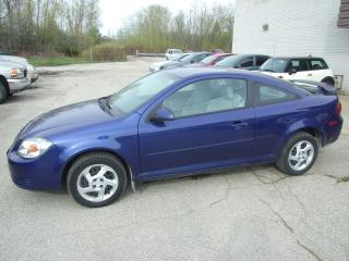 Used 2007 Pontiac G5 Base for sale in Waterloo, ON