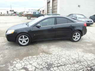 Used 2009 Pontiac G6 SE for sale in Waterloo, ON