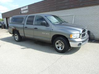 Used 2005 Dodge Ram 1500 SLT for sale in Waterloo, ON