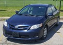 Used 2012 Toyota Corolla CE for sale in Woodbridge, ON