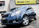Used 2010 Chevrolet Aveo LT! Hatchback+Cruise+AuxIn! ONLY $121/bi-weekly! for sale in St Catharines, ON