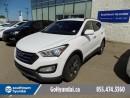 Used 2013 Hyundai Santa Fe Sport Push Start/Heated Seats/Back up Camera for sale in Edmonton, AB