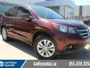 Used 2012 Honda CR-V SUNROOF HEATED SEATS BLUE TOOTH for sale in Edmonton, AB