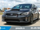 Used 2015 Subaru WRX STI Sport-Tech LEATHER SUNROOF NAVIGATION for sale in Edmonton, AB
