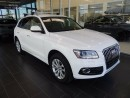 Used 2016 Audi Q5 Progressiv, Accident Free, Local Vehicle for sale in Edmonton, AB