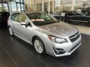 Used 2016 Subaru Impreza Touring, Accident Free, Local Vehicle for sale in Edmonton, AB