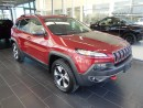 Used 2016 Jeep Cherokee Trailhawk, Accident Free for sale in Edmonton, AB