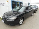 Used 2005 Mazda MAZDA3 GL for sale in Brantford, ON