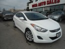 Used 2013 Hyundai Elantra AUTO 4 DR LOW KM 4 NEW TIRES PW PL A/CREMOTE START for sale in Oakville, ON