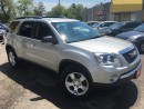 Used 2008 GMC Acadia SLE/7PASS/LOADED/ALLOYS for sale in Scarborough, ON
